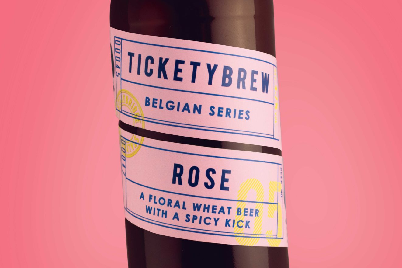 Carter wong revamp for british craft beer is just the for Daily design news